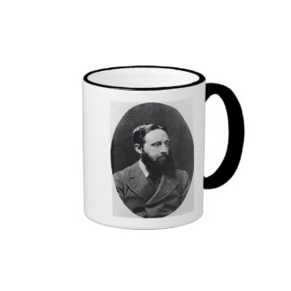 Richard Jefferies, c.1881-2 Ringer Coffee Mug