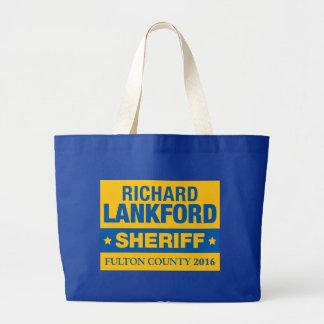Richard Lankford para el tote del funcionario del Bolsa Tela Grande
