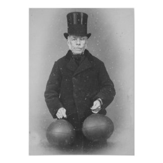 Richard Lindon Maker of the Modern Day Rugby Ball Card