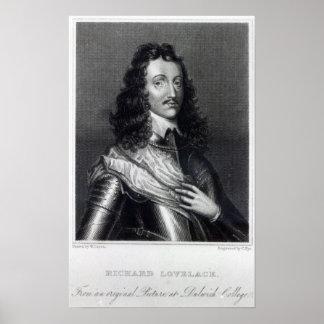 Richard Lovelace Poster