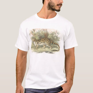 Richard Lydekker - Blotched Genet T-Shirt