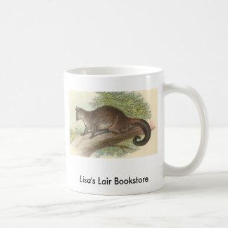 Richard Lydekker - Common Phalanger/Possum Promo Classic White Coffee Mug