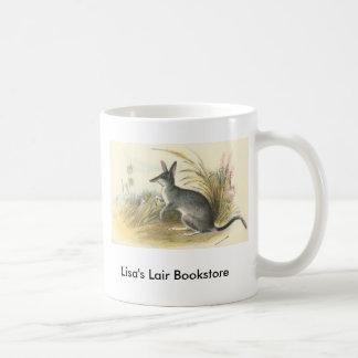 Richard Lydekker - Rabbit Bandicoot - Bilby Promo Coffee Mug