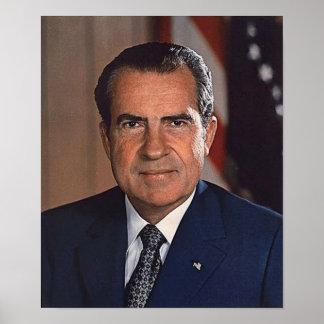 Richard M. Nixon 37 Póster