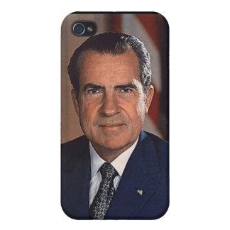 Richard M. Nixon 37th President Case For iPhone 4
