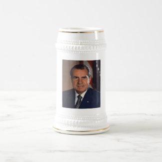 Richard M. Nixon Jarra De Cerveza