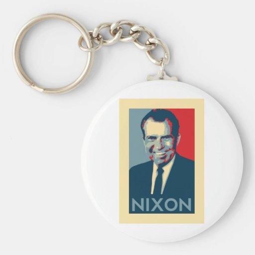 Richard M. Nixon Llaveros