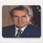 Richard M. Nixon Mouse Pads