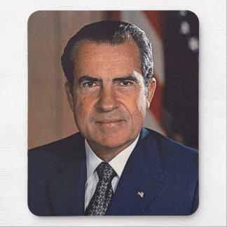 Richard M. Nixon Mouse Pad