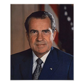 Richard M. Nixon Póster