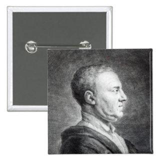 Richard Mead, 1739 Button