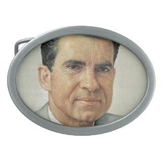 Richard Milhouse Nixon Belt Buckle
