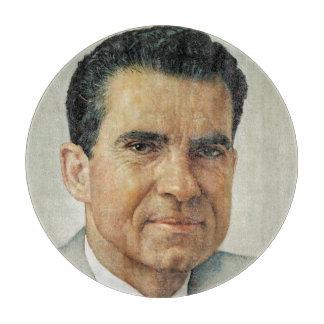 Richard Milhouse Nixon Cutting Board