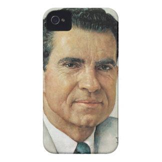 Richard Milhouse Nixon iPhone 4 Funda