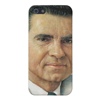 Richard Milhouse Nixon iPhone 5 Carcasa