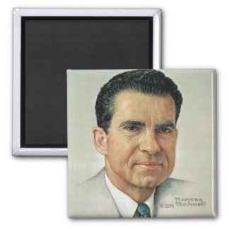 Richard Milhouse Nixon Magnet