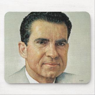 Richard Milhouse Nixon Mouse Pad