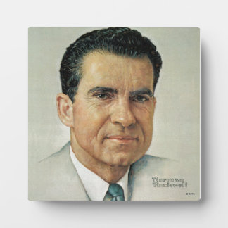 Richard Milhouse Nixon Plaque