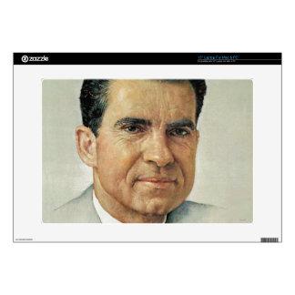 "Richard Milhouse Nixon Skin For 15"" Laptop"