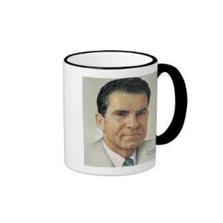 Richard Milhouse Nixon Tazas De Café