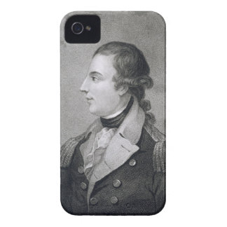 Richard Montgomery (1736-75) engraved by E. Macken iPhone 4 Cover