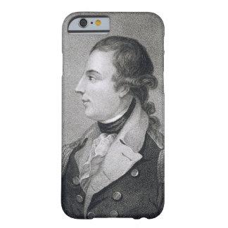 Richard Montgomery (1736-75) grabada por E. Macken Funda Barely There iPhone 6