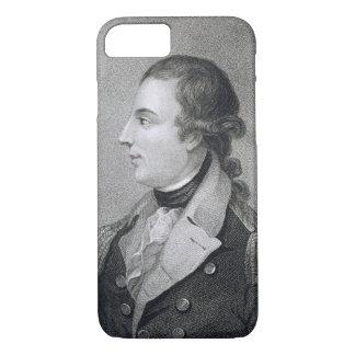 Richard Montgomery (1736-75) grabada por E. Macken Funda iPhone 7