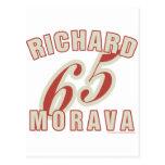 Richard Morava Postcard