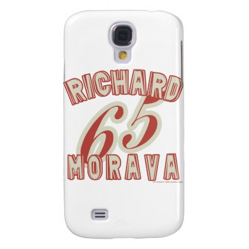 Richard Morava Samsung Galaxy S4 Covers