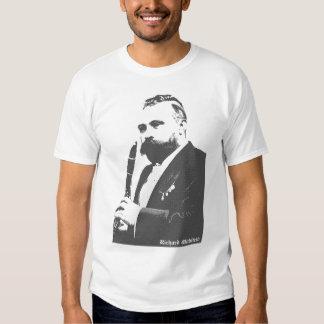 Richard Mühlfeld and Johannes Brahms Shirt
