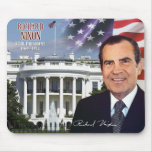 Richard Nixon -  37th President of the U.S. Mouse Pad