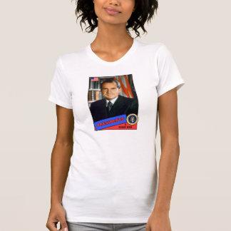 Richard Nixon Baseball Card Tshirts