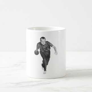 Richard Nixon Bowling Coffee Mug