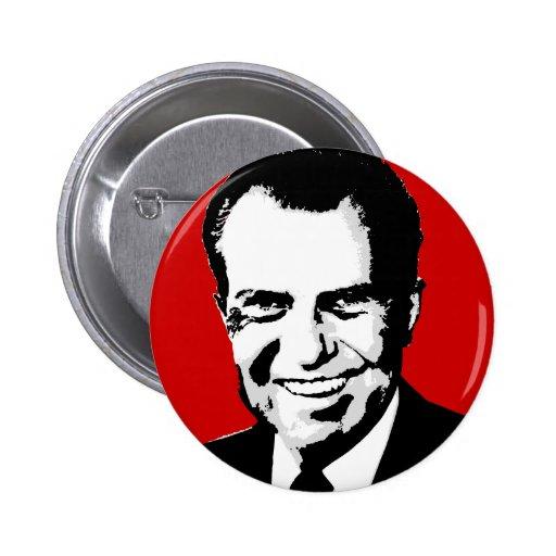 Richard Nixon Button