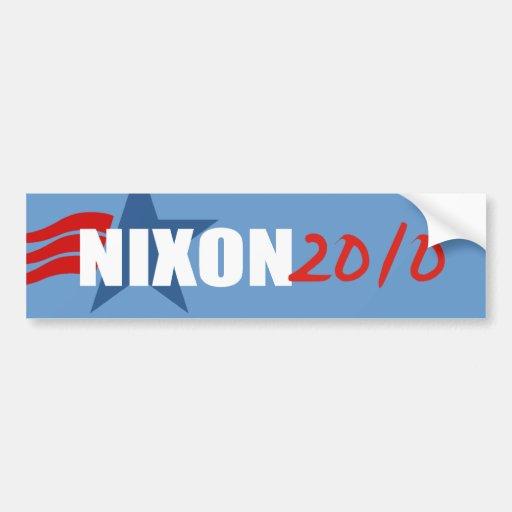 RICHARD NIXON Election Gear Bumper Stickers