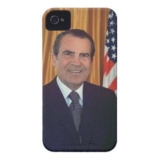 Richard Nixon Funda Para iPhone 4 De Case-Mate