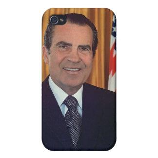 Richard Nixon iPhone 4/4S Funda