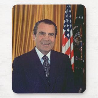 Richard Nixon Mouse Pad
