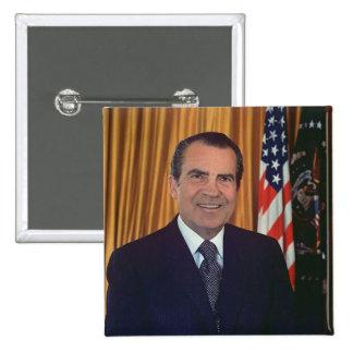Richard Nixon Pinback Button