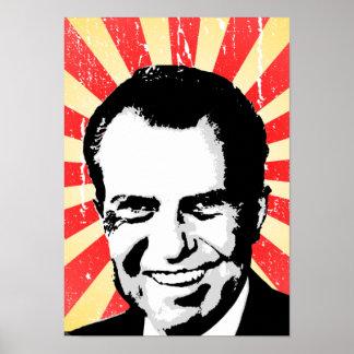 Richard Nixon Print
