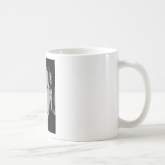 Richard Nixon silhouette Coffee Mug