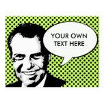 Richard Nixon Tarjetas Postales
