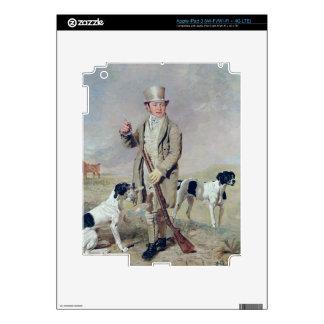 Richard Prince, with Damon, the late Colonel Melli iPad 3 Skin