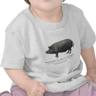 Richard Rich Academy Pig Logo Shirts