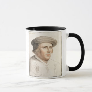 Richard Rich, First Baron Rich (c.1496-1567) engra Mug