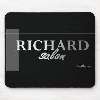 Richard Salon Logo Mousepad