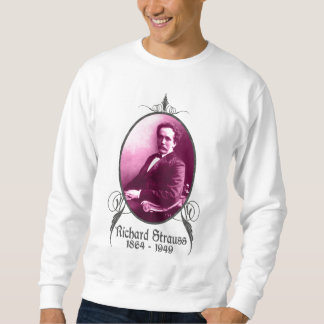Richard Strauss Sweatshirt