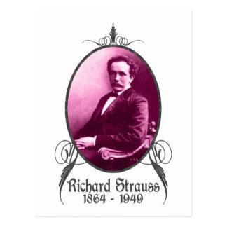 Richard Strauss Postales