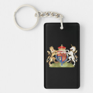 Richard the Lion Heart Coat of Arm Keychain