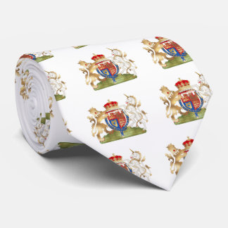 Richard the Lion Heart Coat of Arms Tie